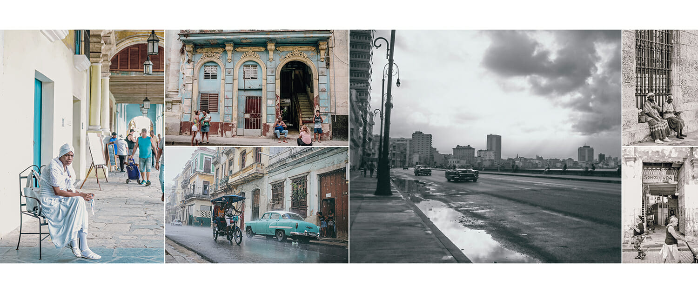 La Habana (Kuba) argazki erreportaia