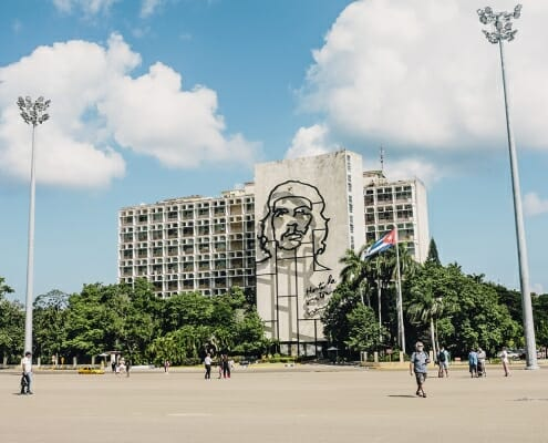 Reportaje fotográfico de La Habana (Cuba)