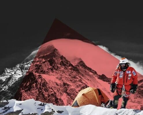 "Diseño e imagen corporativa del proyecto de Alex Txikon Winter ""Top Appeal by Alex Txikon"""