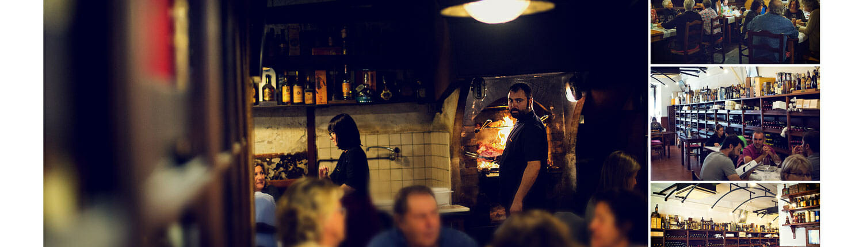 Reportaje de fotos para el asador Casa Julián de Tolosa