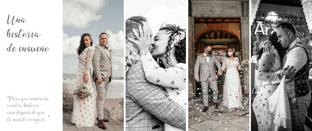 Somos fotografos de bodas en Tolosa